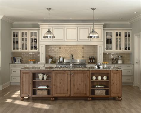 Open Kitchen Cabinet Ideas - antique white kitchen cabinets the small kitchen design and ideas blog