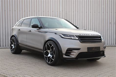 Land Rover Range Rover Velar Modification by Range Rover Velar By Lumma Design Carz Tuning