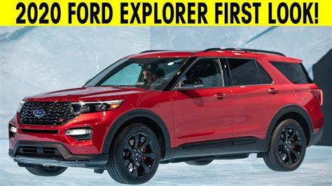 ford explorer   exterior interior