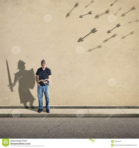 shadow knight stock photo image