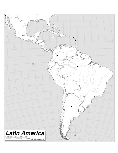 South America Map Quiz And Of Roundtripticketme