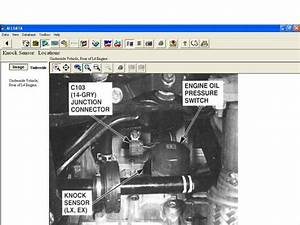 1999 Accord Knock Sensor Replacement