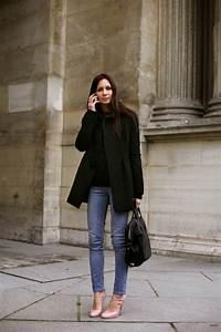 On the Street…..Blue Jeans, Paris « The Sartorialist
