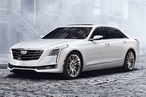 cadillac ct   launched  march  year