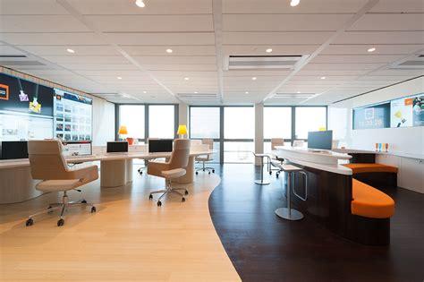 siege sociale orange le social hub un nouvel espace digital ouvert sur le