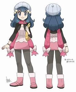 Hikari (Pokémon) (Dawn (pokemon)) - Pokémon Diamond ...
