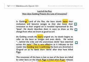 uiuc creative writing minor importance of piggy in lord of the flies essay importance of piggy in lord of the flies essay