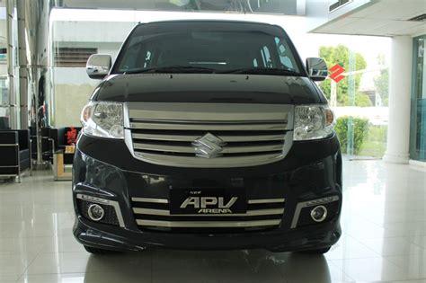 Review Suzuki Apv Luxury by Melihat Kemewahan Design Suzuki New Apv Arena Luxury 17 A