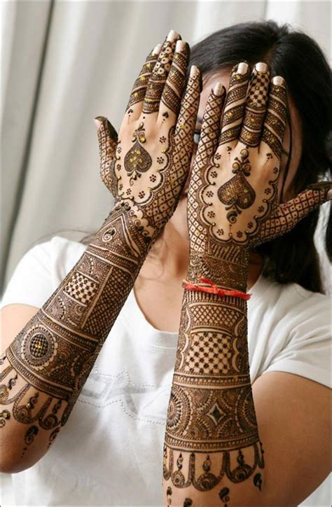 indian henna designs new amazing indian mehndi designs 2018 beststylo