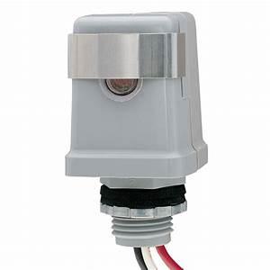 Intermatic K4121c Photocell Wiring Diagram