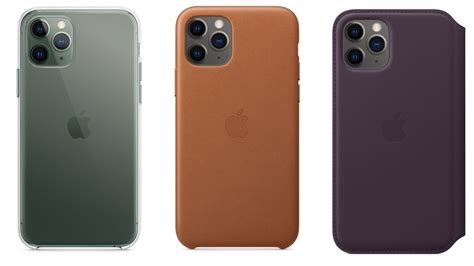 iPhone 11 Series Cases, Apple Watch Series 5 Bands, and ...