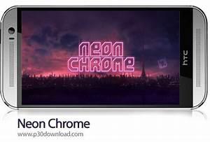دانلود Neon Chrome v1 1 1 10 Mod بازی موبایل نئون کروم