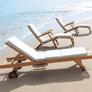Chaise Longue Bain De Soleil : nouveaut s t 45 chaises longues transats et bains de ~ Dailycaller-alerts.com Idées de Décoration