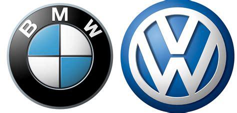 volkswagen bmw bmw better at branding than vw