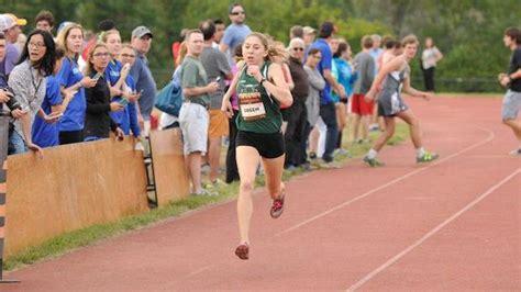 final maryland girls top xc times list season runners deep