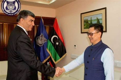 Interior Minister Meets Indian Counterpart To Review
