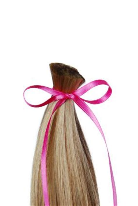 can you donate colored hair places to donate hair