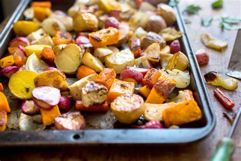 Roasted Vegetables Recipe  Nyt Cooking