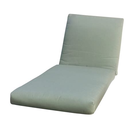 shop allen roth sunbrella canvas spa patio chaise lounge