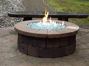 propane fire pits with glass brilliant christine s pit see With 3 brilliant fire pit ideas for your house