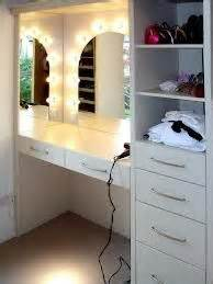 bathroom makeup vanity ideas 37 best images about walk in closet and dressing tables on