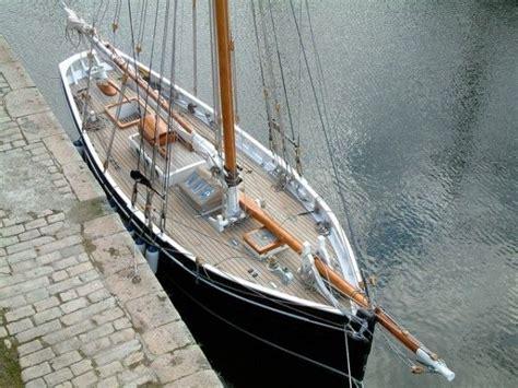 luke powell pilot cutter boats  love   sailboat