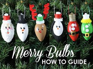 Merry Bulbs How To Guide Complete Instructions To Make 6