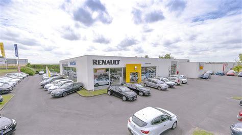 concession renault albert vente de voiture neuve