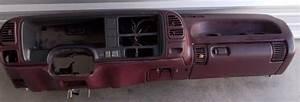1995 Gmc Suburban 2500 Dash Removal For A Dummies