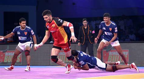 Vivo Pro Kabaddi League 2017  Dabang Delhi Bengaluru