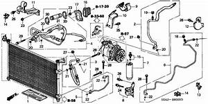 2003 Honda Civic Parts Diagram