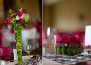 pink wedding decorations wedding ideas bright pink and lime green wedding