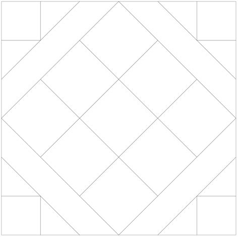 template pattern imaginesque quilt block 29 pattern and templates