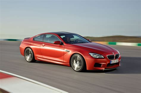 2016 Bmw M6 Front Three Quarter In Motion Photo 76