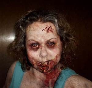 Children in zombie makeup - 14 Pics | Curious, Funny ...