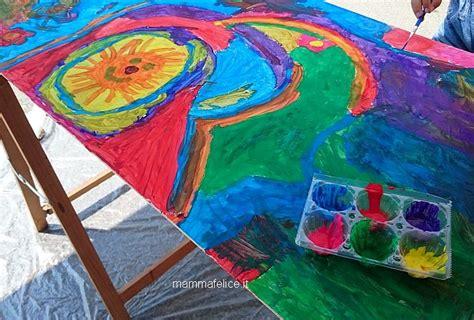 dipingere fiori su legno dipingere sul legno mamma felice