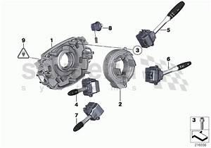 Rolls Royce Phantom Steering Column Switch  Control Unit