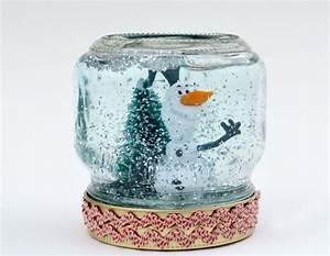 Figuren Für Schneekugeln : wie kann man eine schneekugel mit kindern basteln ~ Frokenaadalensverden.com Haus und Dekorationen