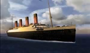 How Big Was the Titanic Ship