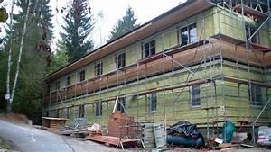 Tloušťka izolace fasády