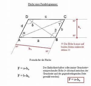Höhe Berechnen : fl che von vierecken ~ Themetempest.com Abrechnung