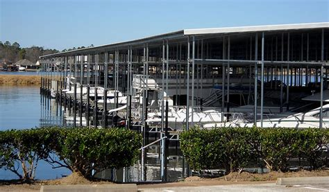 Boat Storage On Lake Conroe by Lake Conroe Boat Storage On The Water And Boat