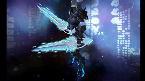 yoyoo frost death knight transmogrification youtube