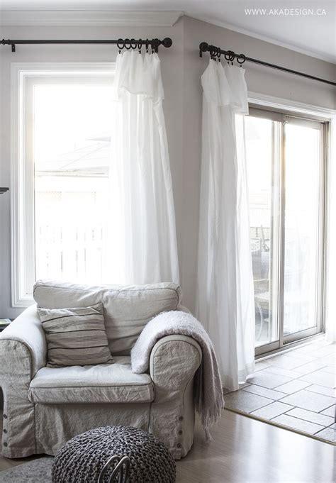 Gardinen Ikea by 25 Best Ideas About Ikea Curtains On Office
