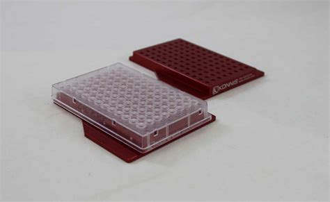 pcr microplate temperature adapter