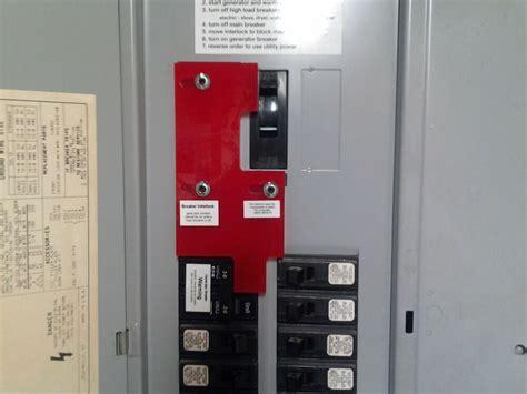 ge 3 generator interlock kit for a general electric