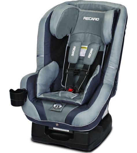 Recaro Performance Ride Convertible Car Seat Haze
