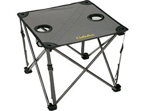cabelas folding chair with side table c tables