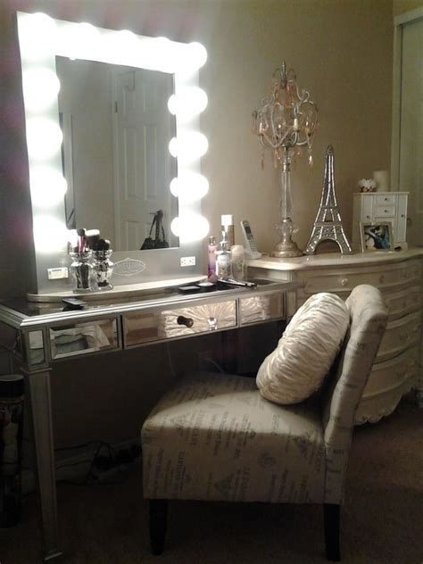 vanity tables  hollywood style homesfeed