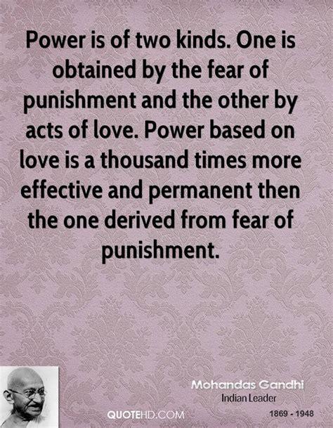 gandhi quotes  fear quotesgram